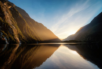 Milford Sound New Zealand Fototapete