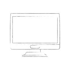 Computer screen monitor