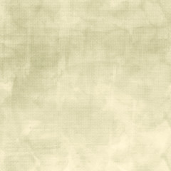 Beige watercolor on canvas background