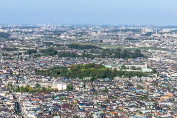 千葉県 市川の都市風景6