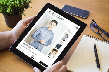 desktop tablet online shop