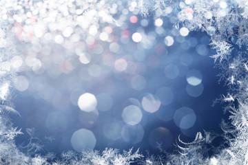 Christmas sparkling background