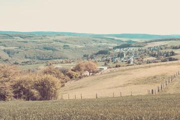 Landschaft bei Trier