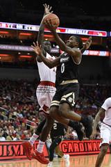 NCAA Basketball: Bryant at Louisville