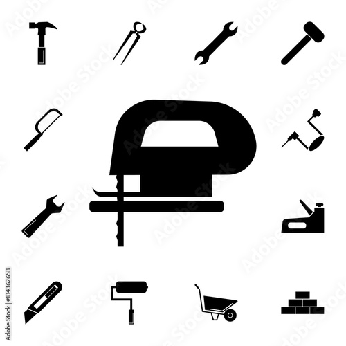 Saw Icon Set Of Construction Tools Icons Web Icons Premium Quality