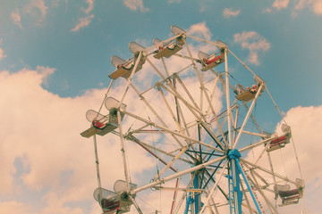 A Merry Ferris Wheel