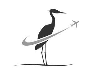 flight stork