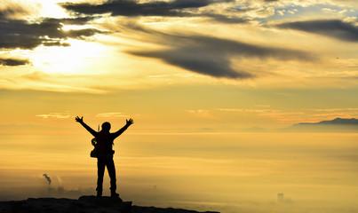 Zirvede Başarıyı Kutlamak