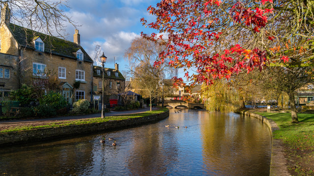 BOURTON ON THE WATER, UK