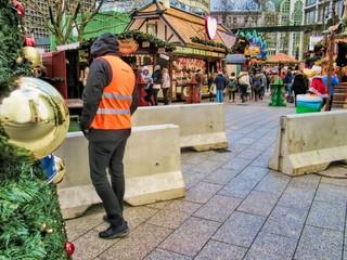 Weihnachtsmarkt, Terrorgefahr