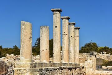 Zypern - Apollo Hylates Tempel