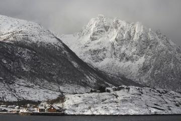 Norwegen, Norway, Winter, Landschaft, Landscape