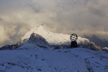 Norwegen, Norway, Polarkreis, Polar Circle, Arctic Circle
