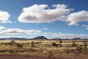 Savannenlandschaft Namib Naukluft Namibia