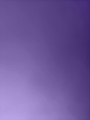 simple gradient in the main color of the year 2018 ultra violet
