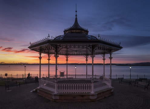 Bandstand in Cobh, County Cork