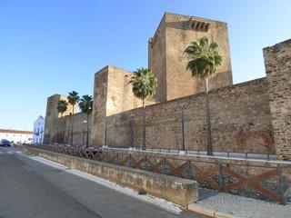 Olivenza,pueblo cercano a Portugal en la provincia de Badajoz, en la comunidad autónoma de Extremadura (España)