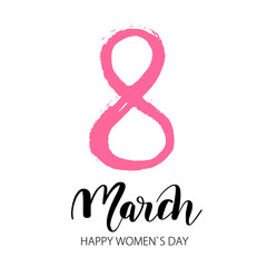 March 8 Happy womans day