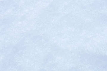 abstract white blue winter snow background