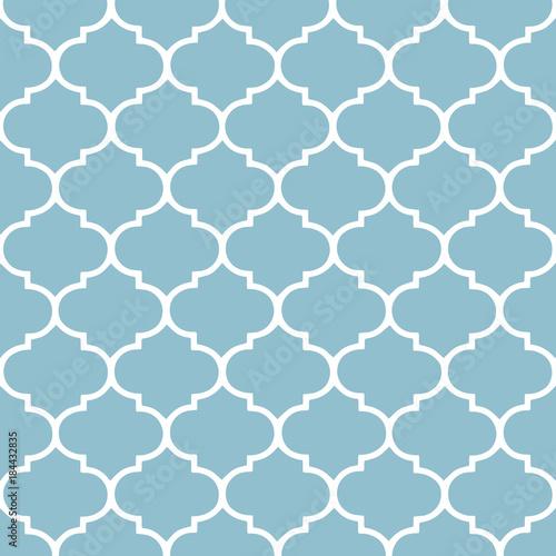 Moroccan, Hampton pattern  Vector art