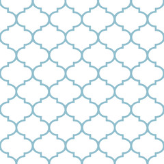Morrocan pattern vector art.