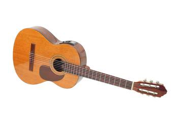 Musical instrument - wooden Classic guitar