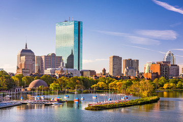 Fototapete - Boston, Massachusetts, USA