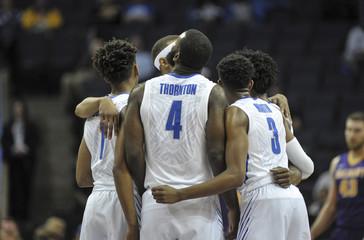 NCAA Basketball: Albany at Memphis