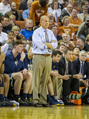 NCAA Basketball: Michigan at Texas