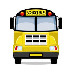 School bus sign.