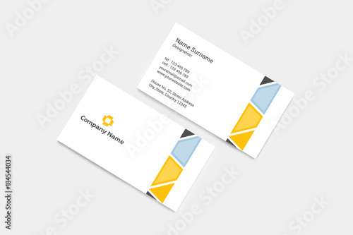 Business Card Design Visiting Card Business Card Template
