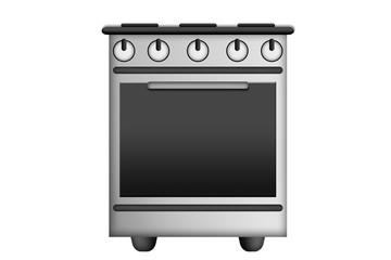 Electrodomésticos de cocina: horno.