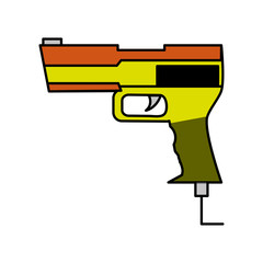Toy gun design