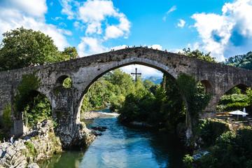 Cangas de Onis´s bridge - Asturias/Spain