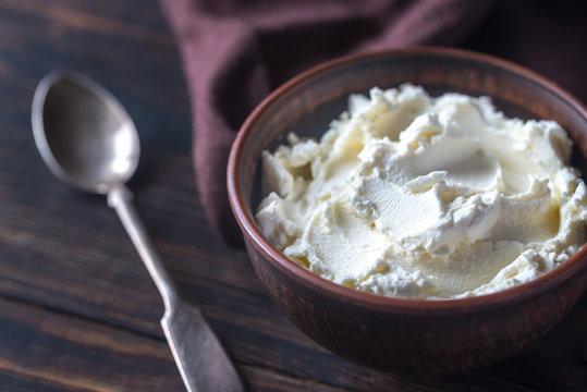 Mascarpone - Italian cream cheese