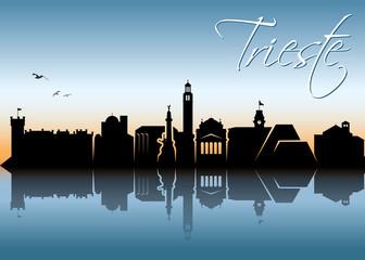 Trieste skyline - Italy