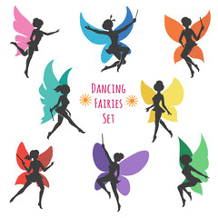Dancing Fairies Set