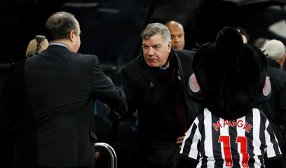 Premier League - Newcastle United vs Everton