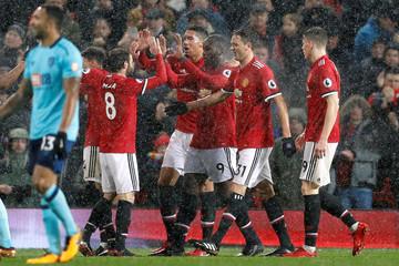 Premier League - Manchester United vs AFC Bournemouth
