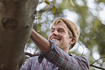 Tree Climbing Family