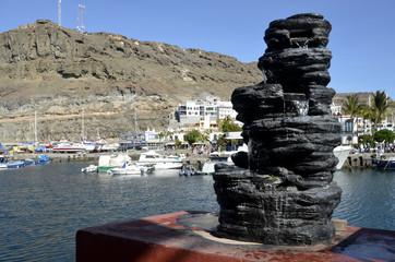 Mogán Las Palmas Gran Canaria Canarias Canary Isole Kanarieöarna Islands Canarische Eilanden Canarie موغان