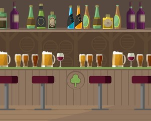 drink pub scene