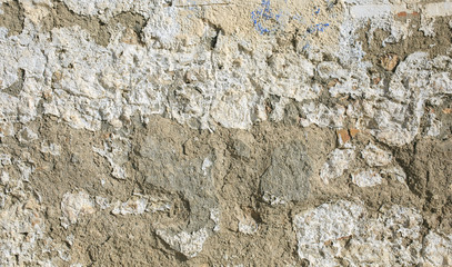 Texture authentic roman stone bricks