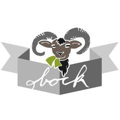 bock bier logo