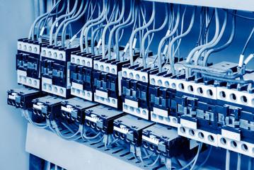 Factory control box