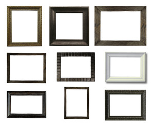 group of picture frame