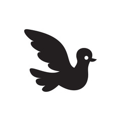 bird icon illustration