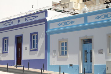 Maisons typiques en Algarve
