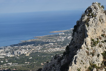 A beautiful view of Cyprus Kyrenia