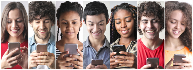 Addiction to smartphones
